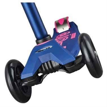 Micro Maxi Micro Scooter Deluxe Mavi Mavi